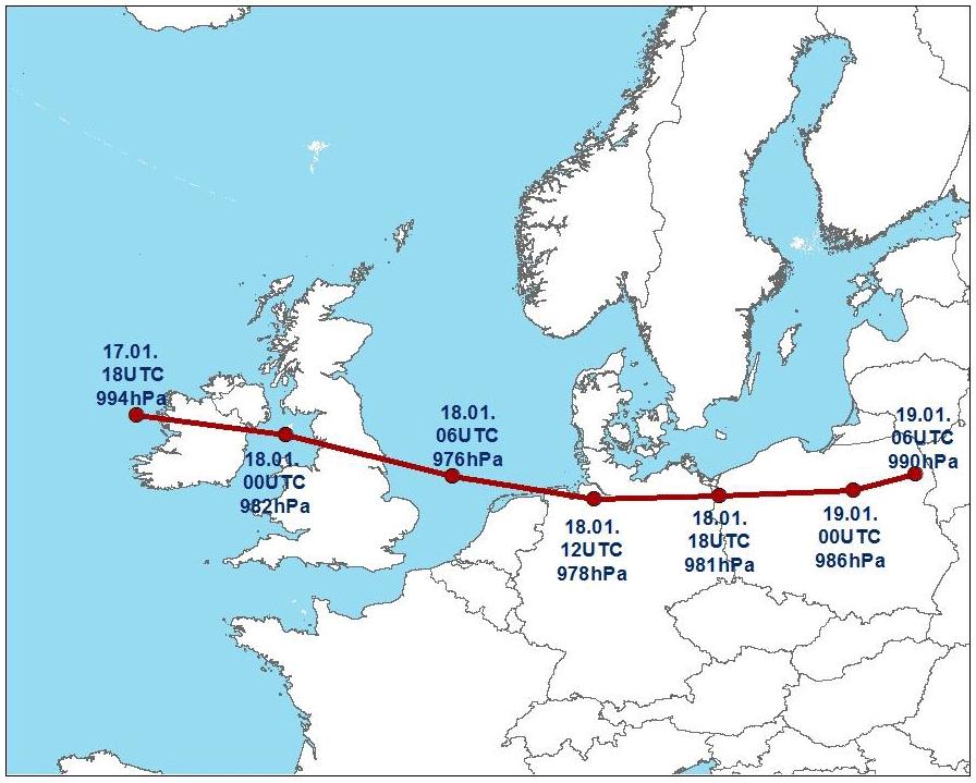 Wetter Und Klima Deutscher Wetterdienst Aktuelles Analyse Des
