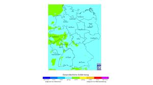 Radon Karte Unterfranken.Wetter Und Klima Deutscher Wetterdienst Leistungen Uv
