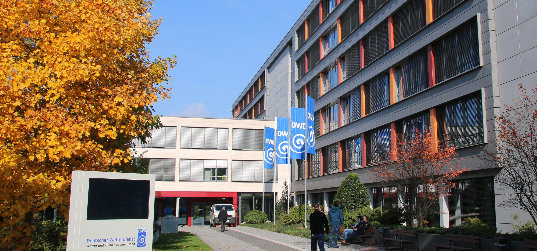 Deutscher Wetterdienst Frankfurt