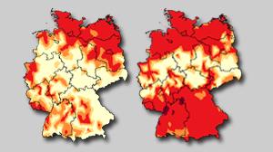Radon Karte Unterfranken.Wetter Und Klima Deutscher Wetterdienst Leistungen