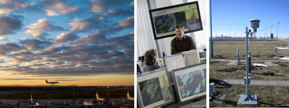 Wetter und Klima - Deutscher Wetterdienst - Leistungen ...