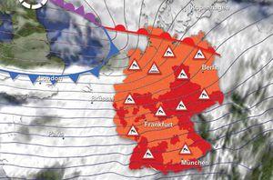 Wetter Warnungen