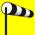 Windsymbol bei h�heren  Windgeschwindigkeiten