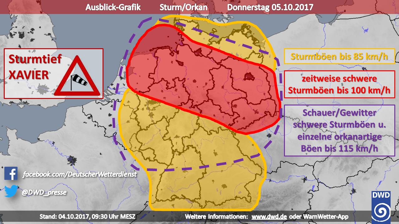 (c) Deutscher Wetterdienst