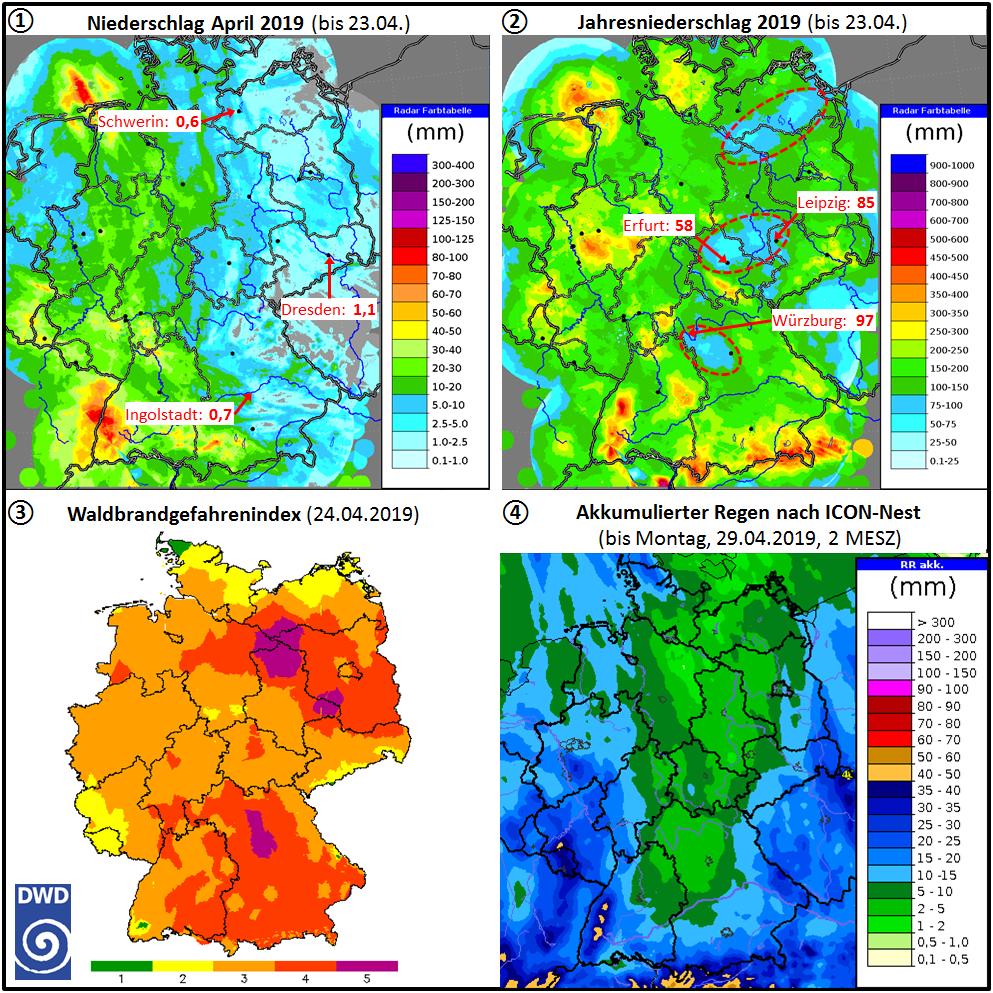 Radon Karte Unterfranken.Wetter Und Klima Deutscher Wetterdienst Thema Des Tages