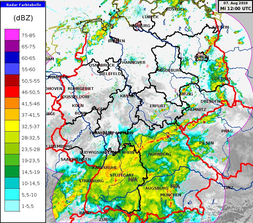 Wetter München Weihnachten 2019.Wetter Und Klima Deutscher Wetterdienst Thema Des Tages Archiv