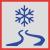 Glätte / Eis - Unwetterwarnung