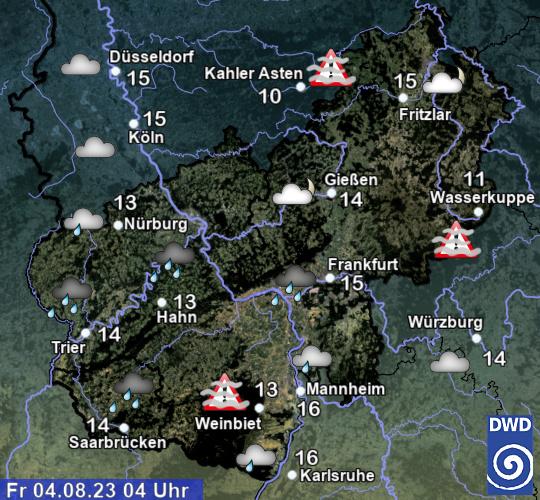 Wetter In Schwarzenfeld
