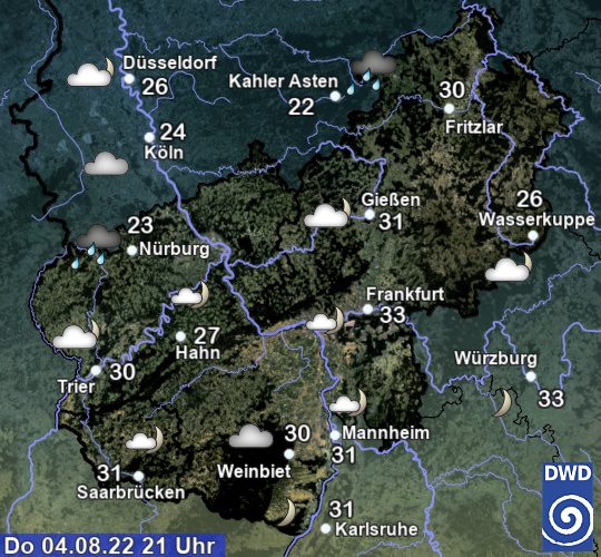 Wetter Ludwigshafen 14 Tage