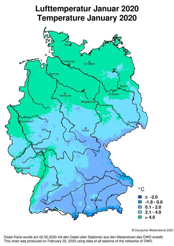 Wetter Und Klima Deutscher Wetterdienst Leistungen