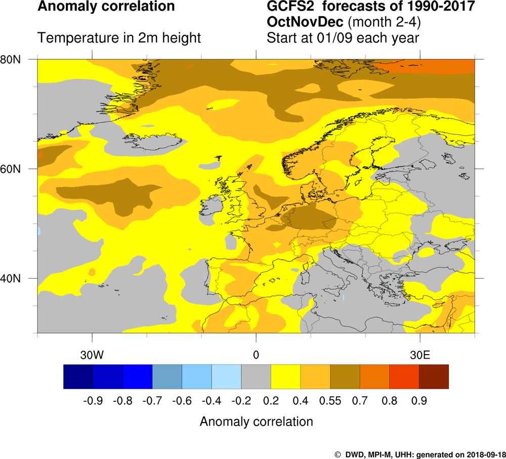 Wetter und Klima   Deutscher Wetterdienst   Our services   Skill ...