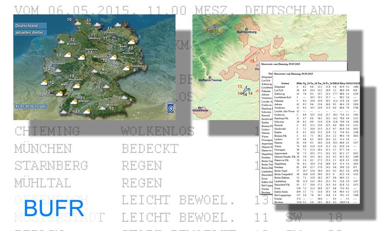 Wetter und Klima - Deutscher Wetterdienst - Our services