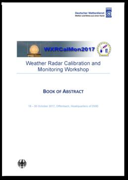 Wetter und Klima - Deutscher Wetterdienst - WXRCalMon2017