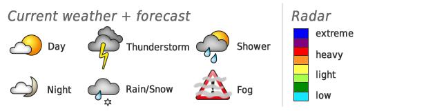 Wetter und Klima - Deutscher Wetterdienst - Weather